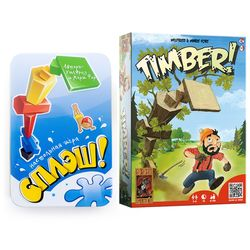 Splash! game hits the shelves in Russia!
