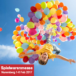 We invite you to visit our booth at Spielwarenmesse